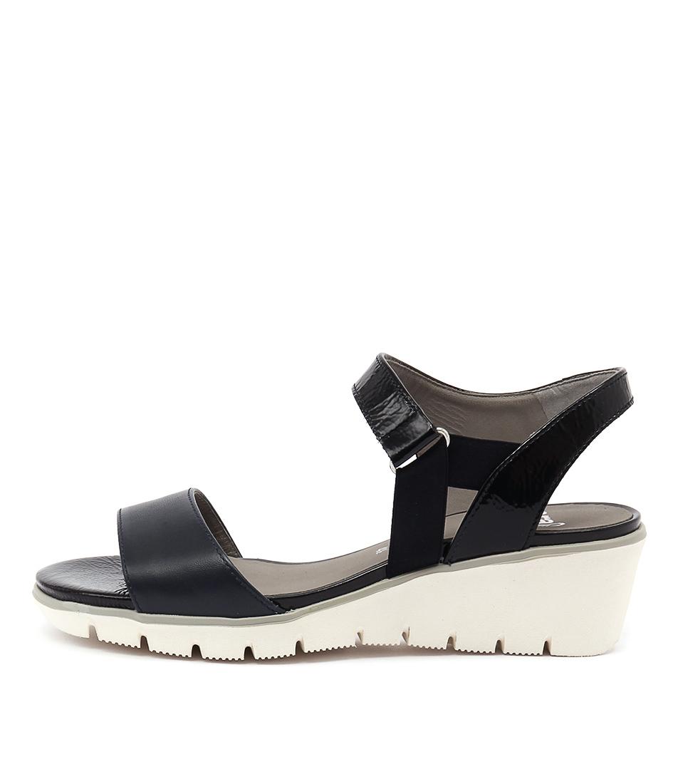 Ara Marsala 13 Ocean Blau Sandals