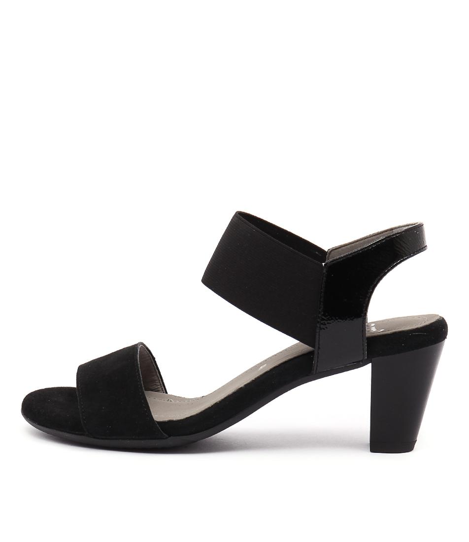 Ara Rosso 59 Schwarz Sandals