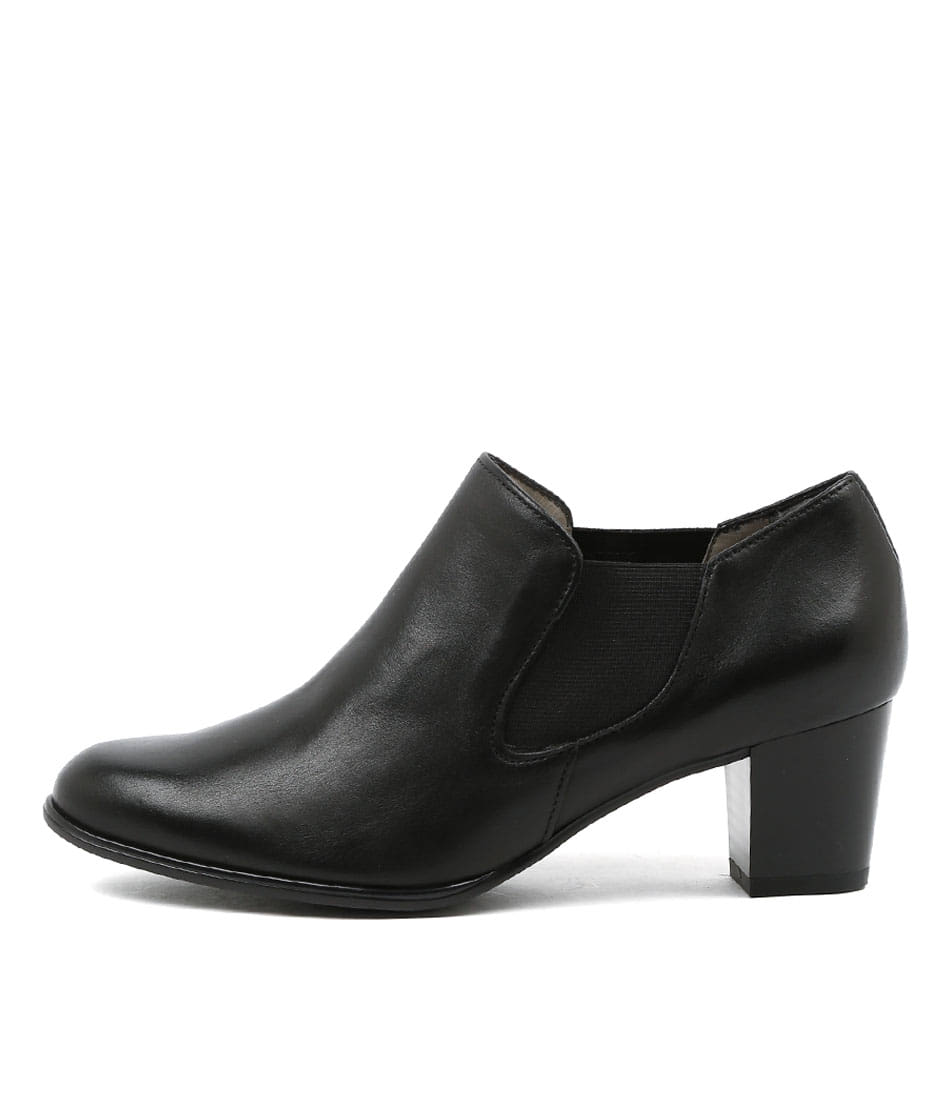 Ara Monaco 20 Schwarz Dress Ankle Boots