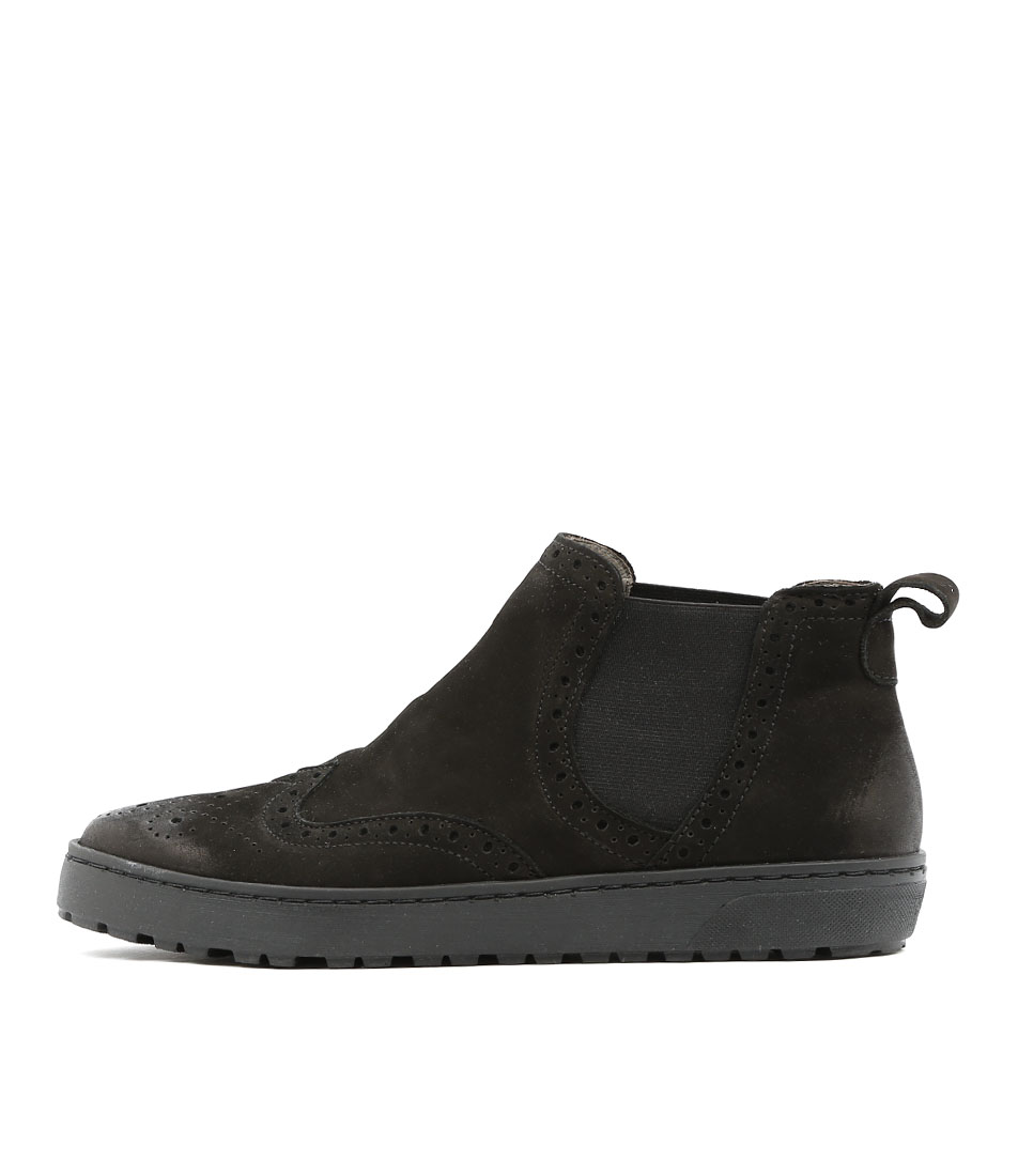 Ara Toronto 18 Schwarz Casual Ankle Boots
