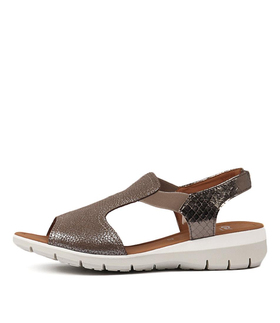 Ara Lido 17 Taupe Sandals