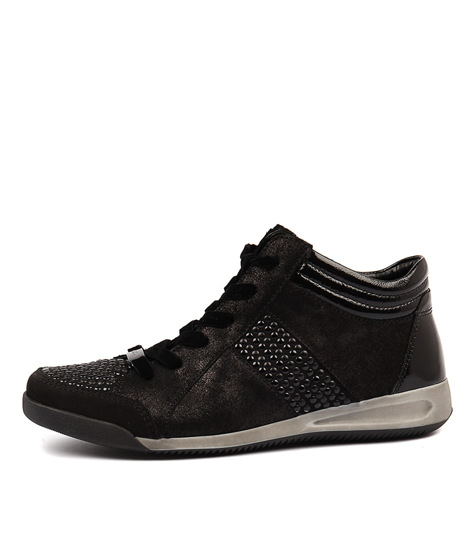 Buy Ara Rom 87 Schwarz Sneakers online with free shipping