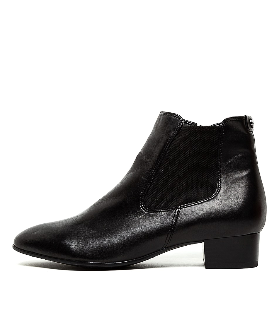 Buy Ara Milano 23 Schwarz Ankle Boots online with free shipping