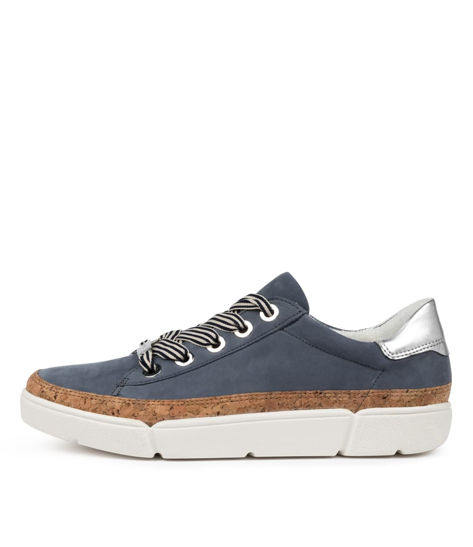Buy Ara Rom 04 Ar Jeans Combi Sneakers online with free shipping