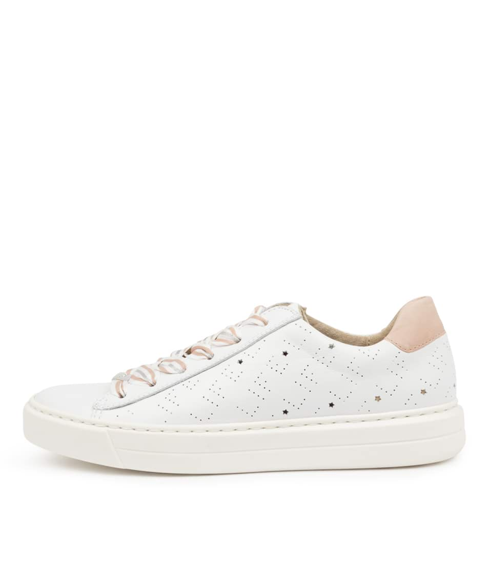 Buy Ara Courtyard 26 Ar Weiss Puder Sneakers online with free shipping