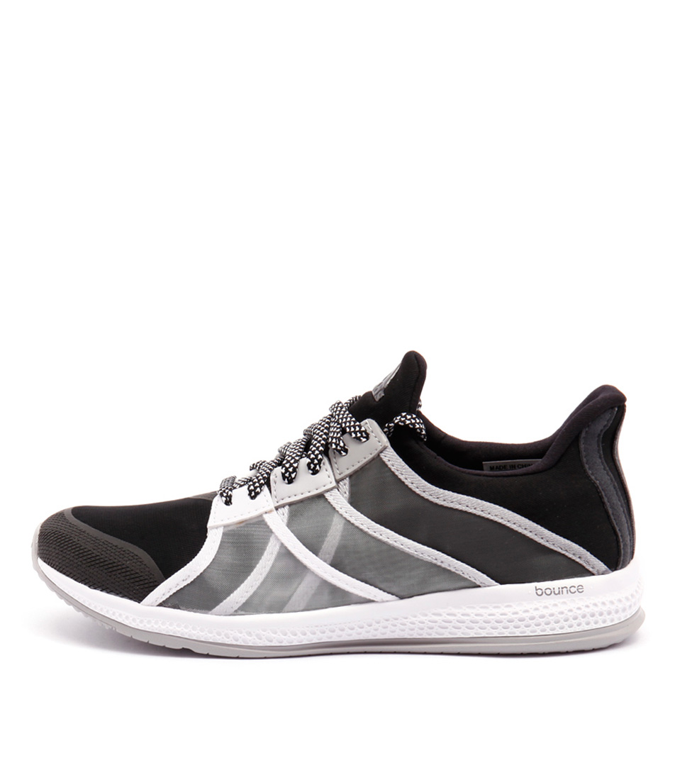 Adidas Performance Gymbreaker Bounce Black Metal Gre Sneakers