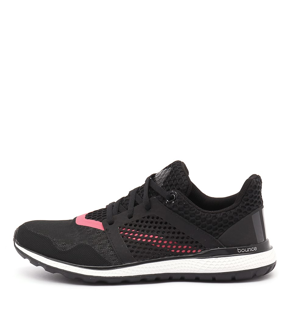 Adidas Performance Energy Bounce 2 Black Grey Red Sneakers