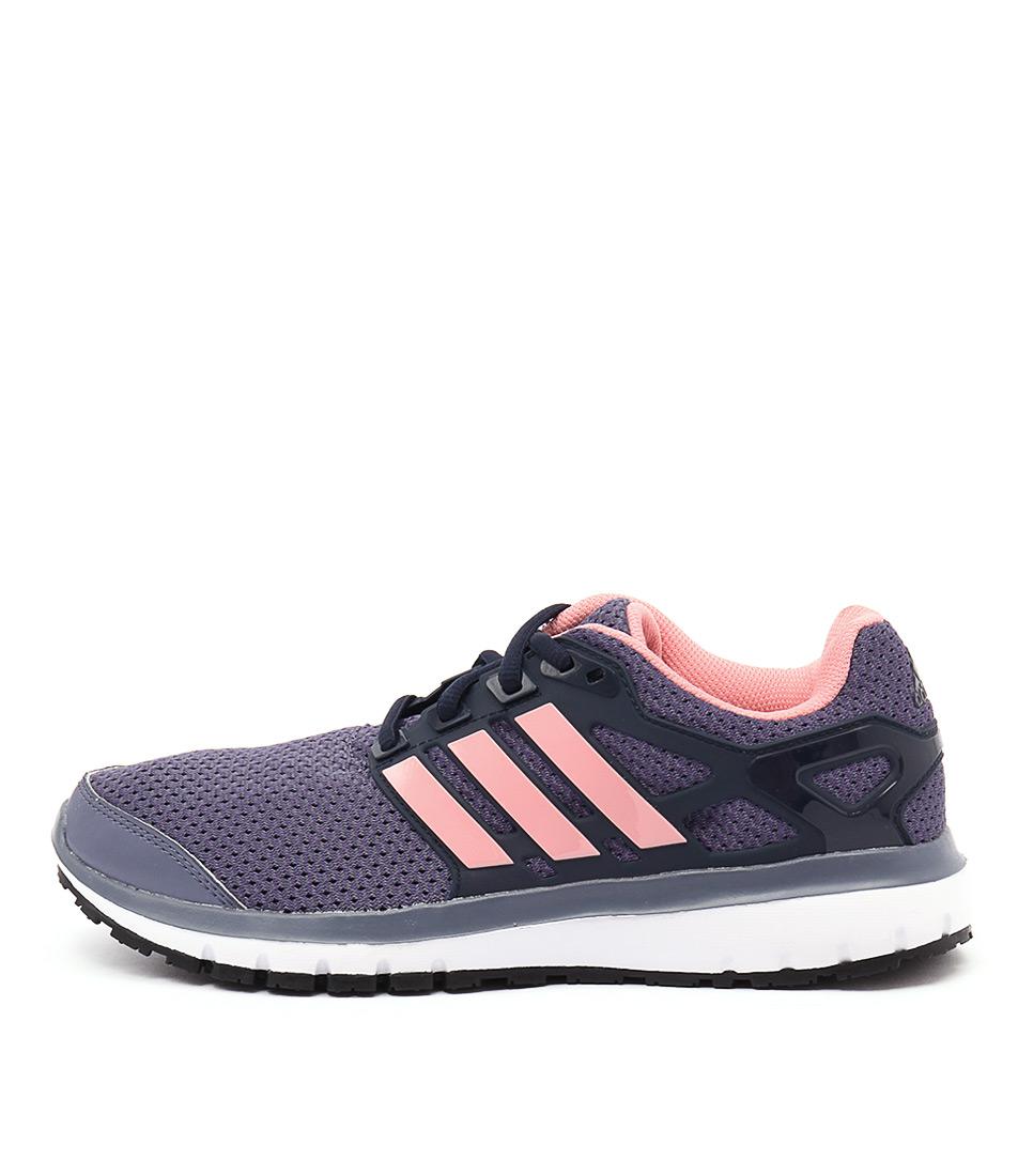 Adidas Performance Energy Cloud Purple Pink Sneakers