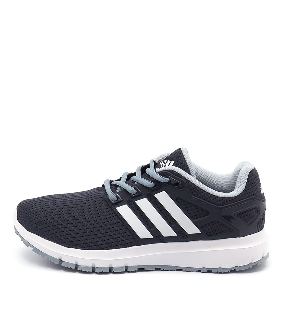 Adidas Performance Energy Cloud Grey White Blue Sneakers