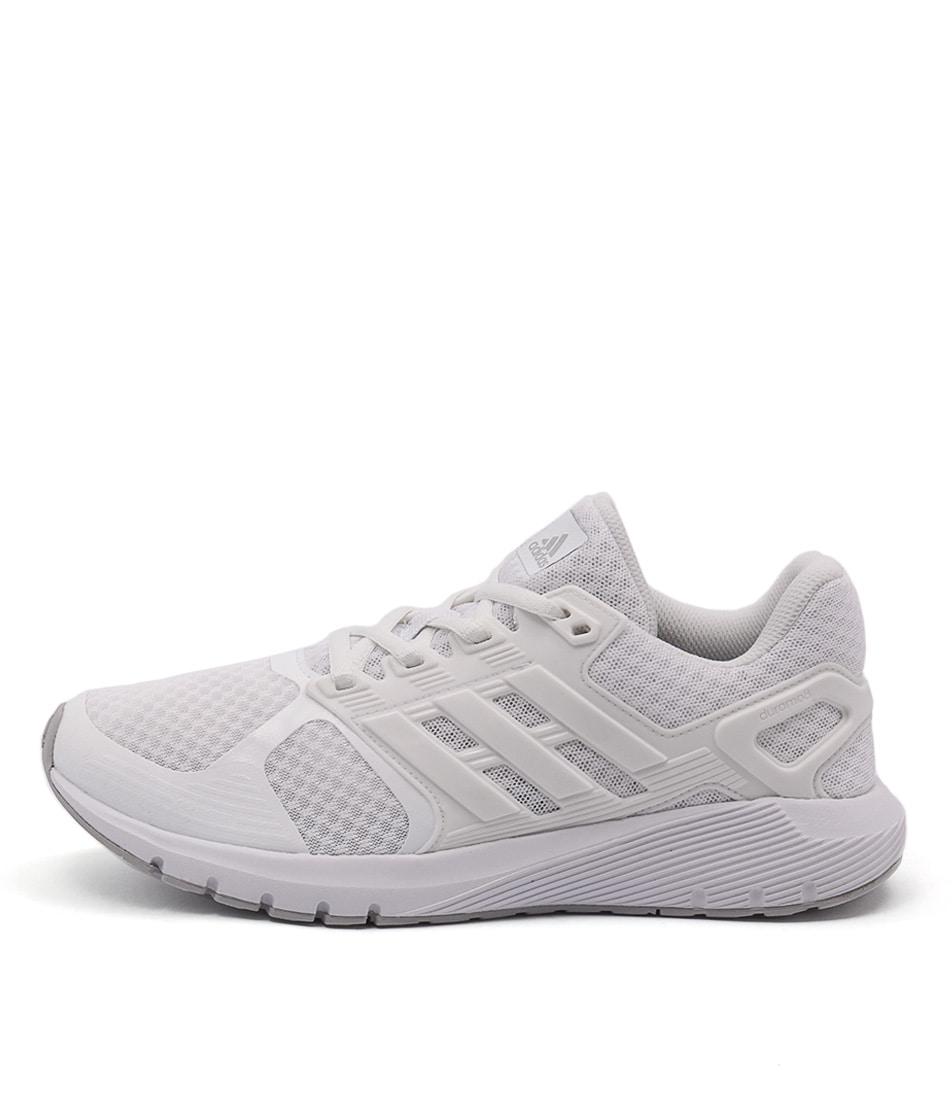 Adidas Performance Duramo 8 White White Gre Sneakers