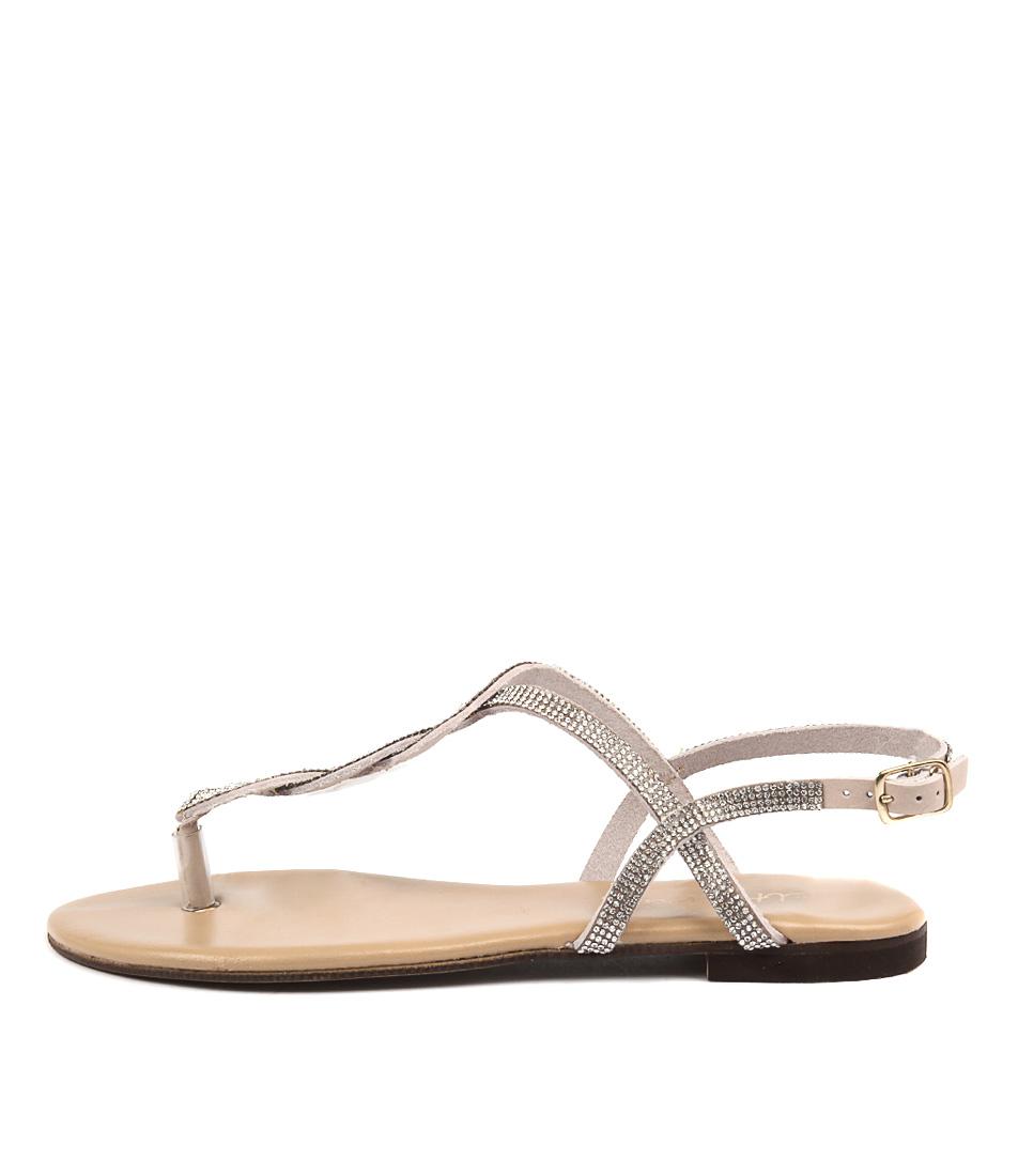 Beltrami Katala Natural Casual Flat Sandals