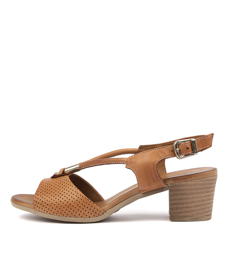 Buy Beltrami Cecilie Coconut Heeled Sandals online with free shipping