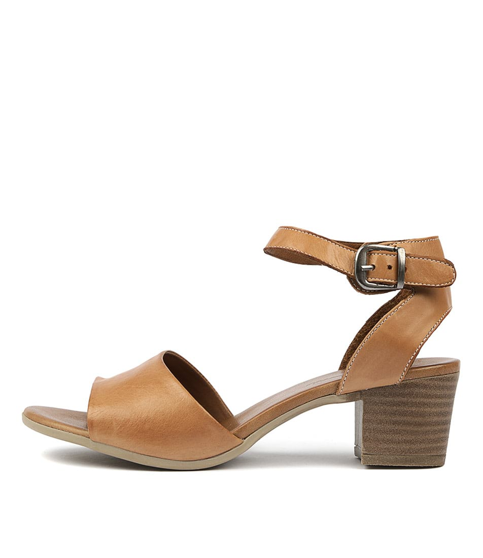 Buy Beltrami Charlise Tan Heeled Sandals online with free shipping