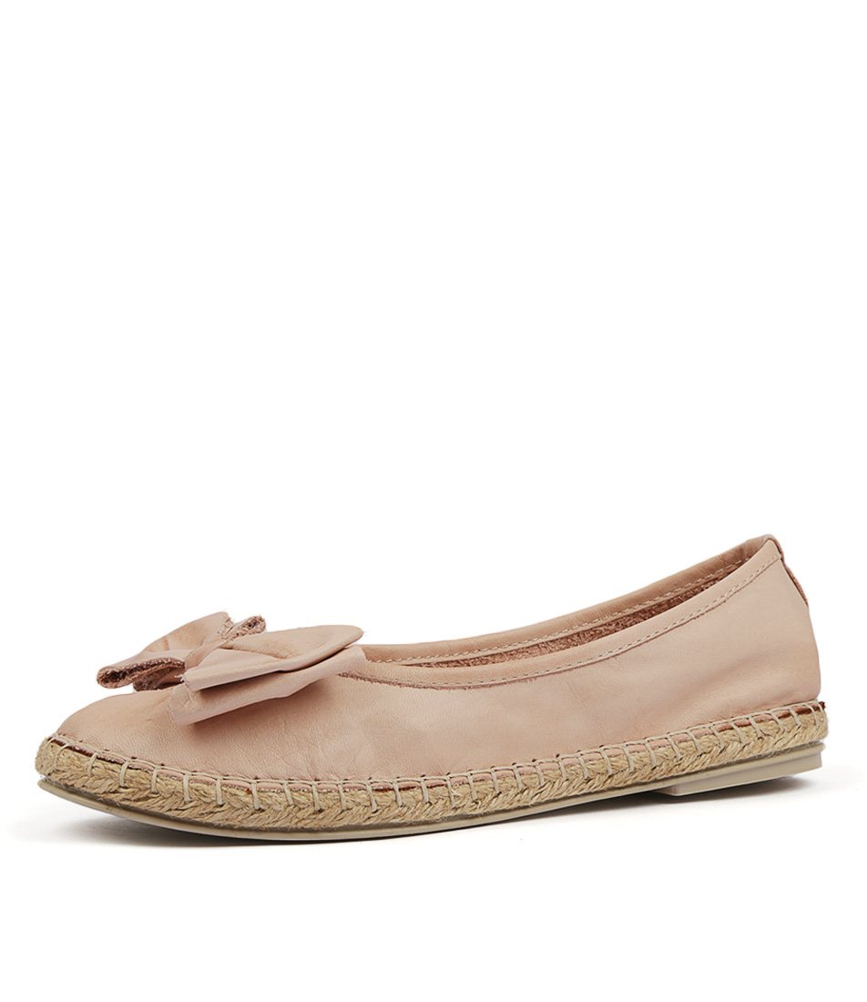 New Beltrami Teca Neutrals Neutrals Neutrals Leather Womens shoes Casual shoes Flat a5b018