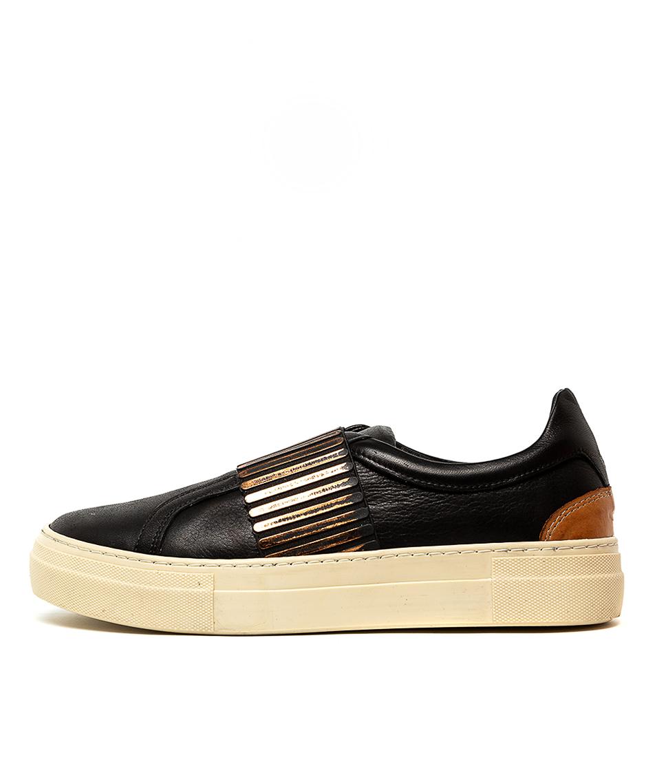 Buy Beltrami Eri Black Sneakers online with free shipping