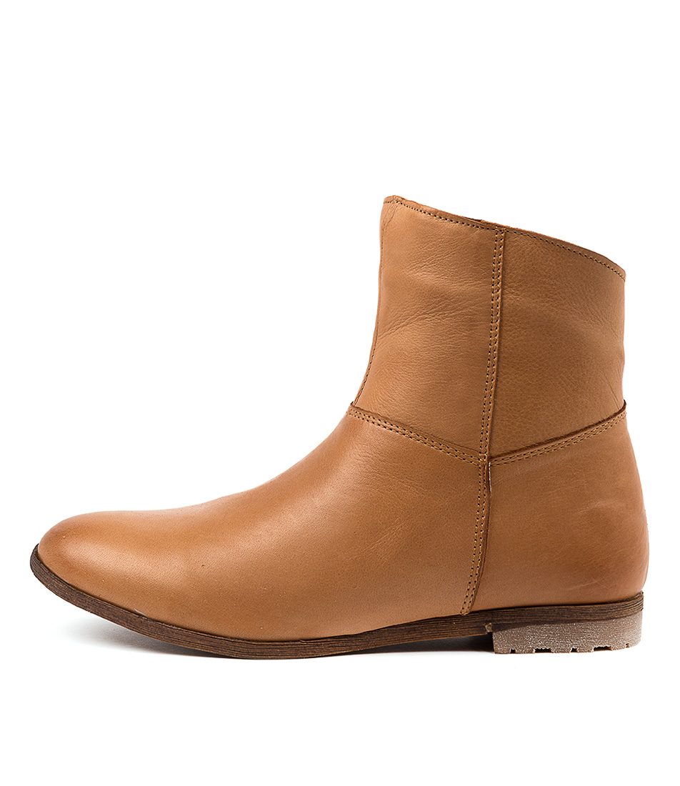 Buy Beltrami Benford Tan Ankle Boots online with free shipping