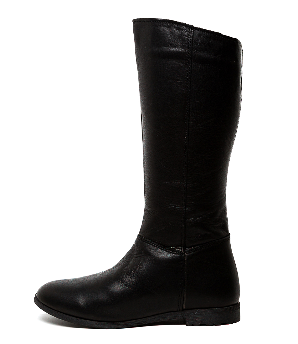 Buy Beltrami Been Black Calf Boots online with free shipping