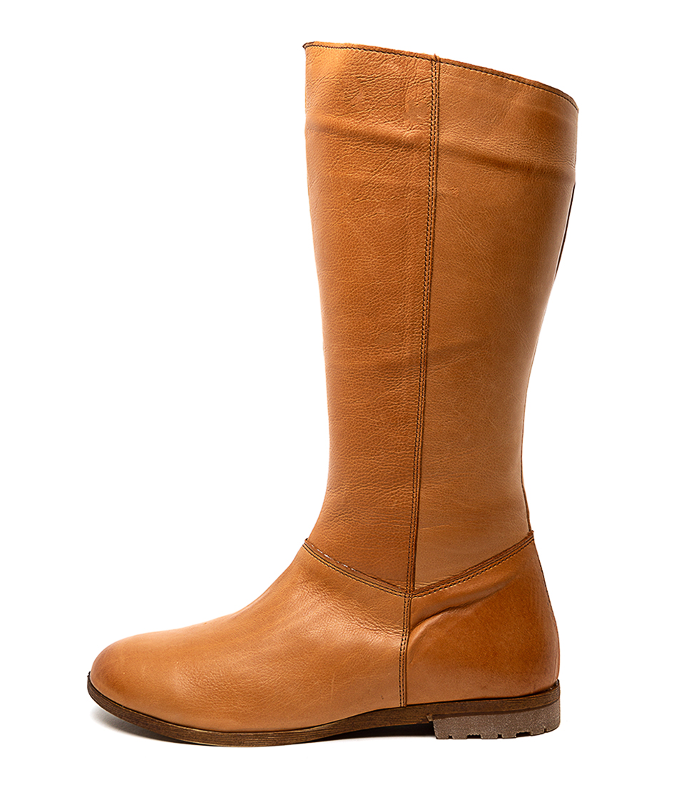 Buy Beltrami Been Tan Casual Calf Boots online with free shipping