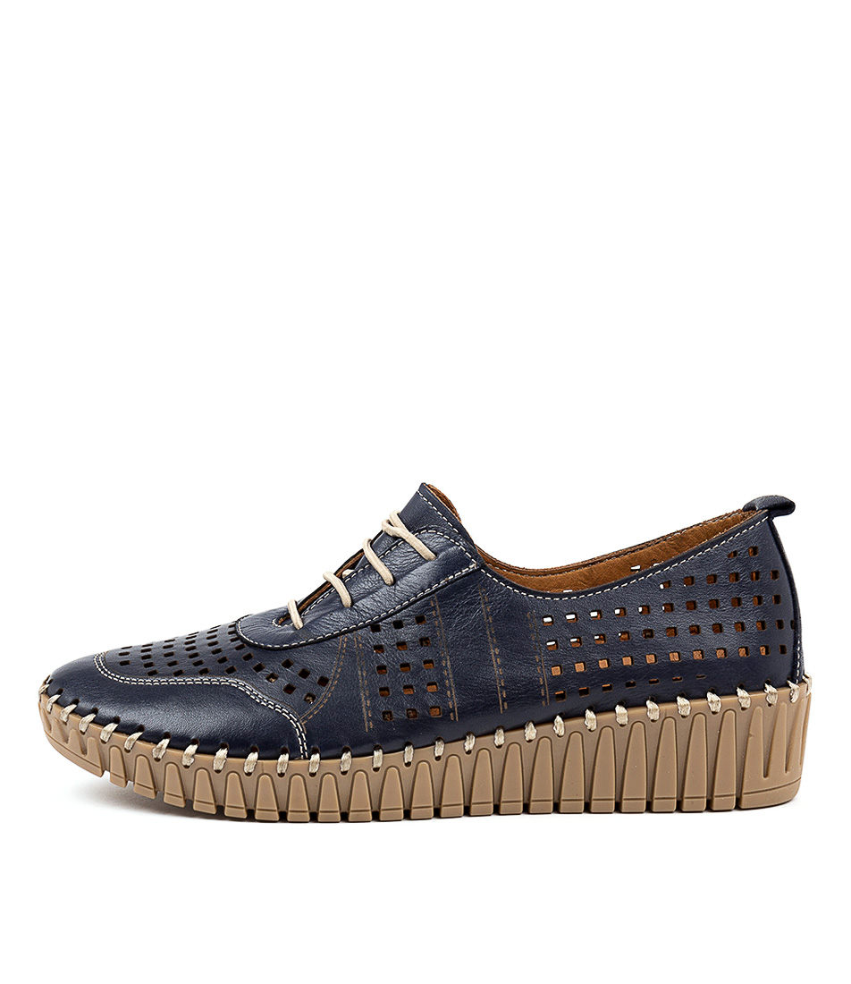 Buy Beltrami Cibby Navy Sneakers online with free shipping
