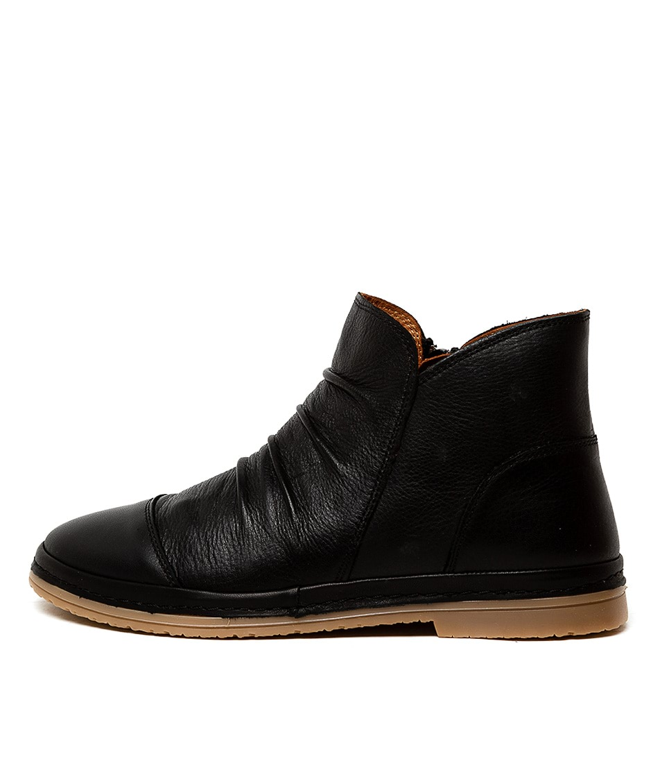 Buy Beltrami Colo Black Ankle Boots online with free shipping