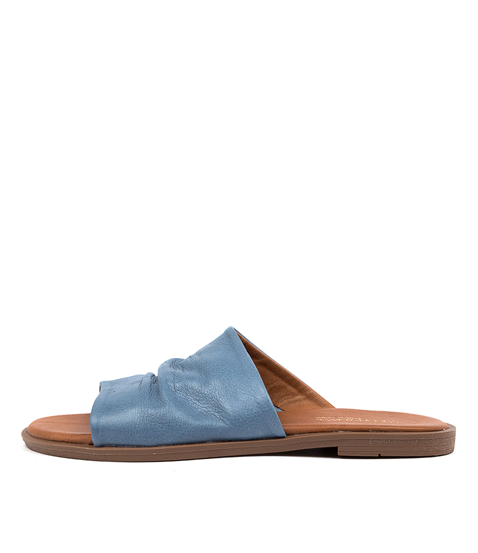 Buy Beltrami Talitha Be Denim Heeled Sandals online with free shipping