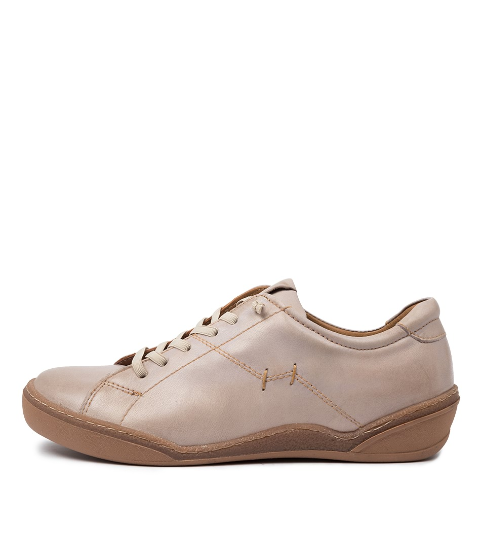 Buy Beltrami Santos Be Silver Grey Sneakers online with free shipping