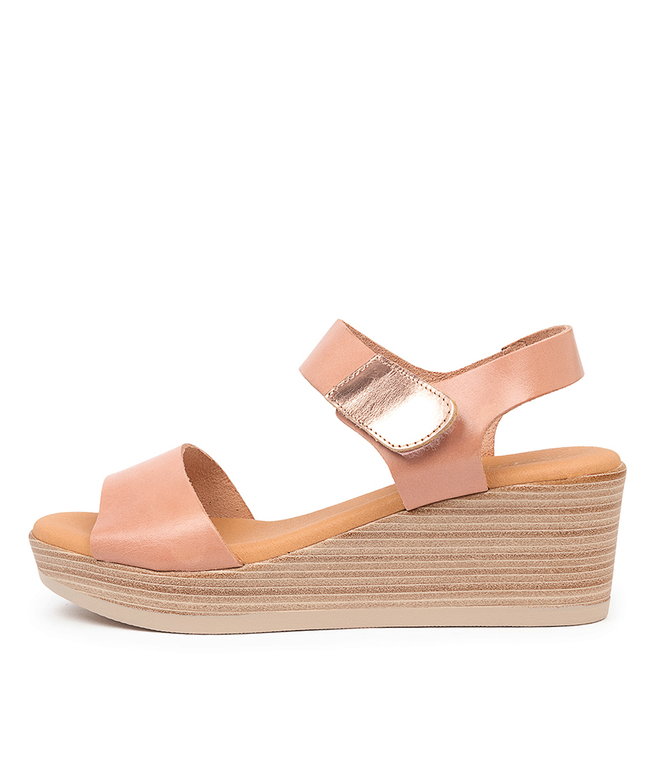 Buy Beltrami Jimela Be Nude Heeled Sandals online with free shipping