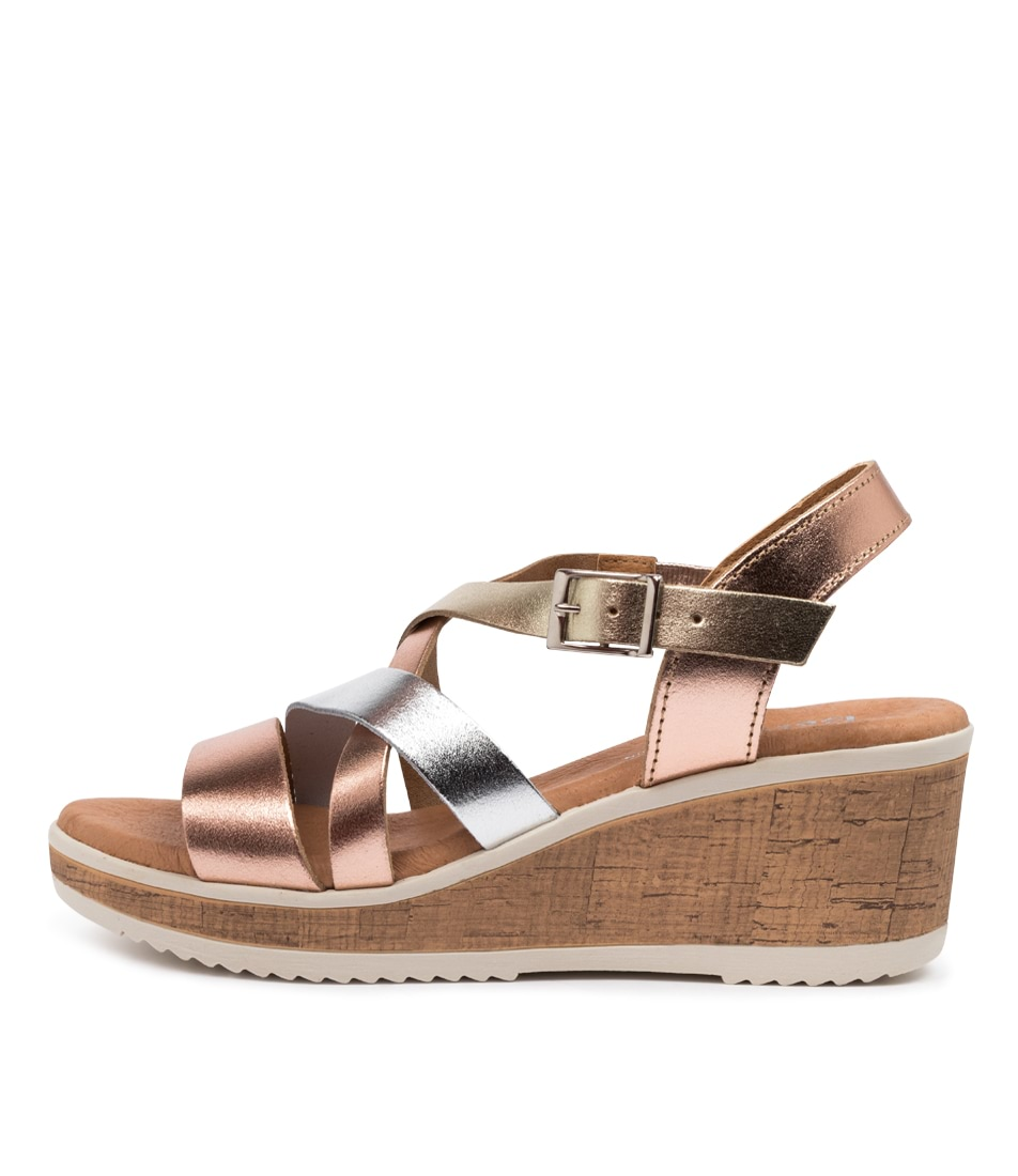 Buy Beltrami Mairead Be Metallic Heeled Sandals online with free shipping