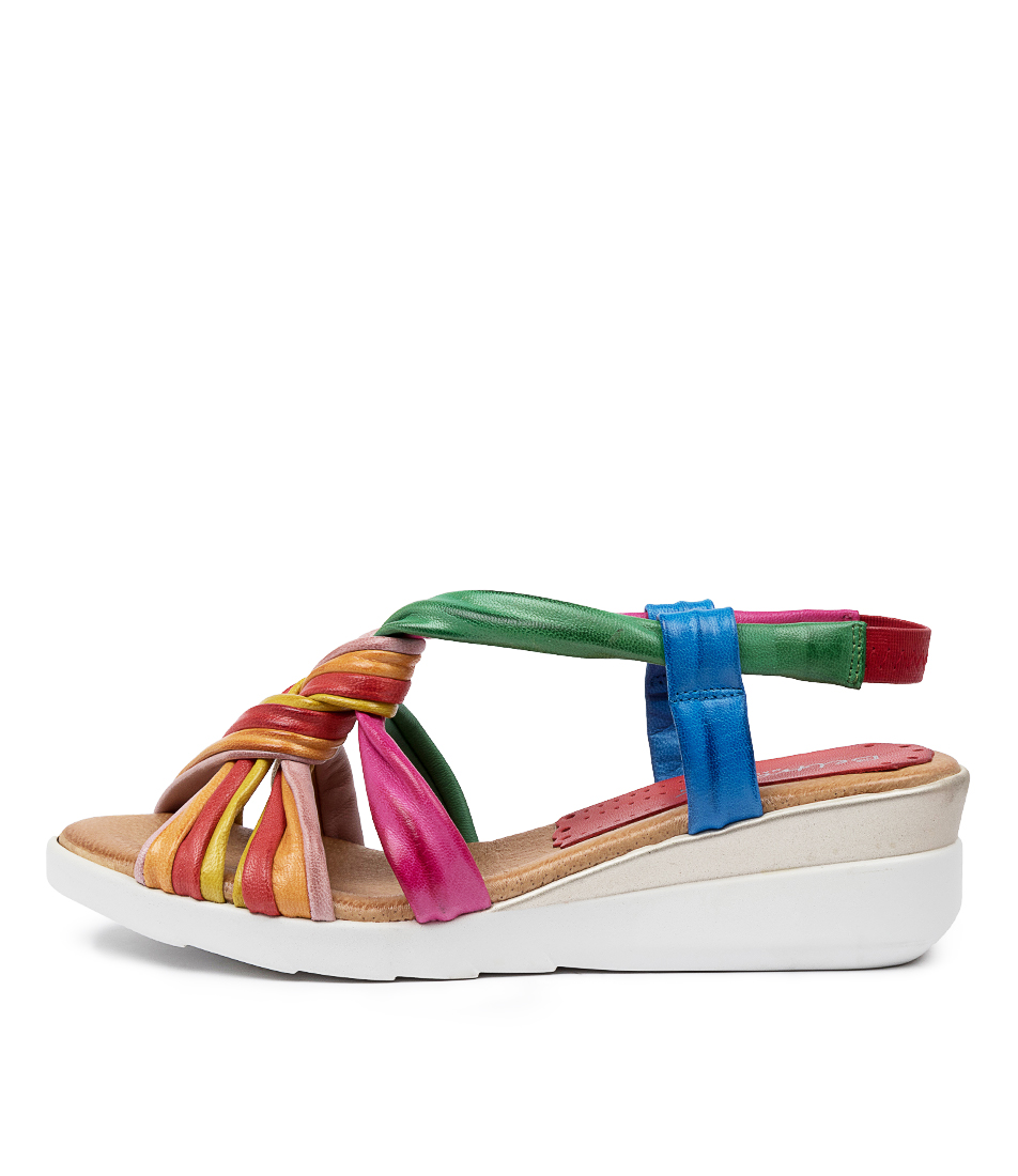 Buy Beltrami Yaniel Be Bright Multi Heeled Sandals online with free shipping