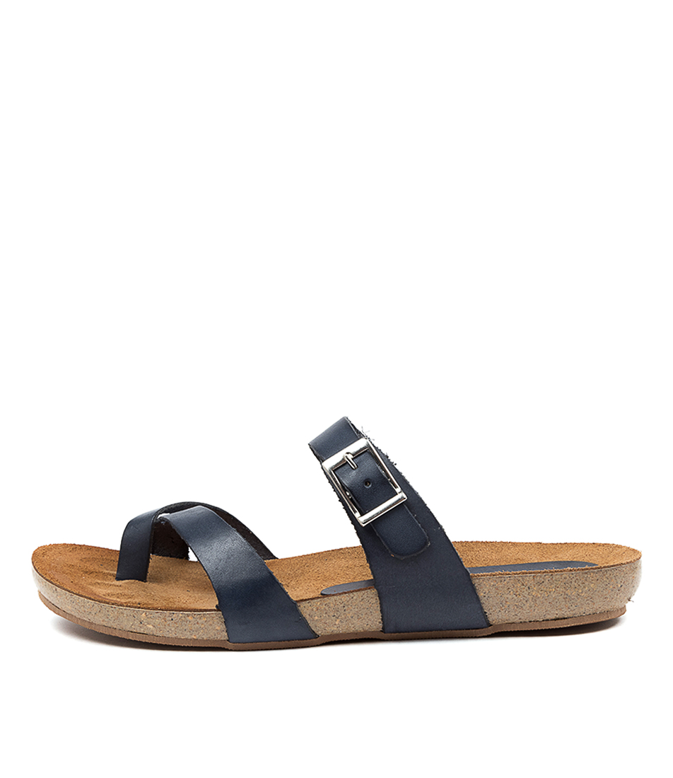 Buy Beltrami Yeria Be Marino Flat Sandals online with free shipping