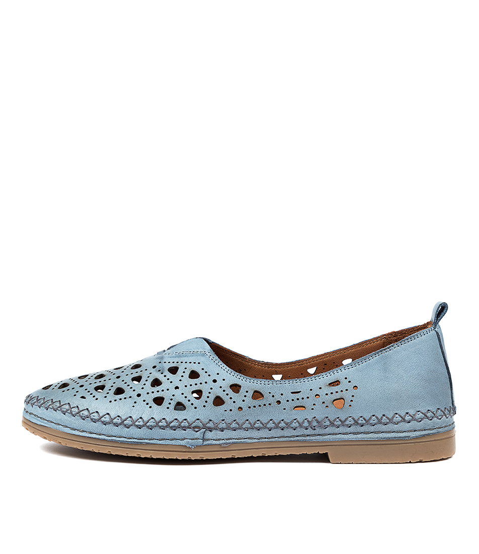 Buy Beltrami Calan Be Denim Flats online with free shipping