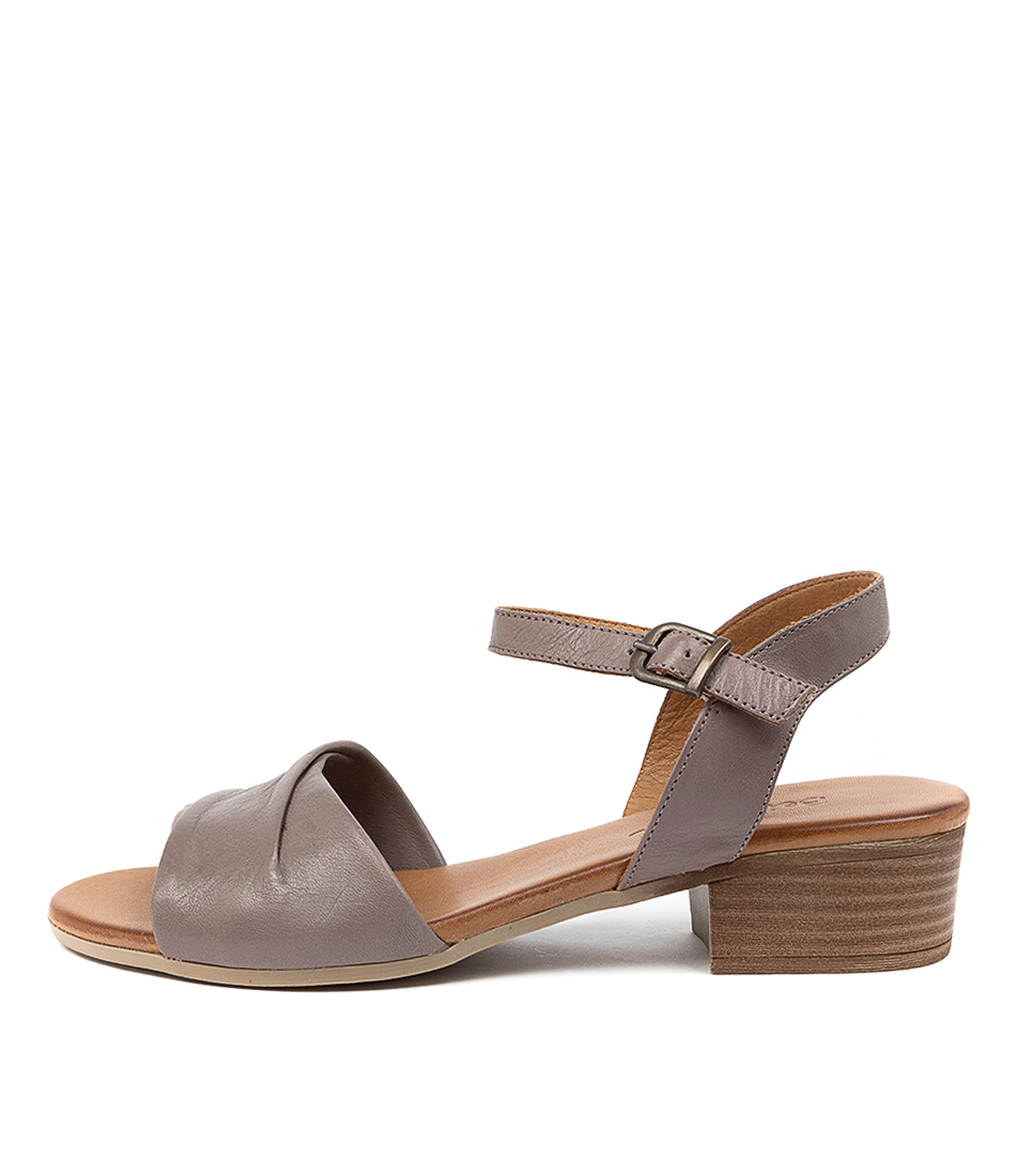 Buy Beltrami Calls Be Taupe Heeled Sandals online with free shipping