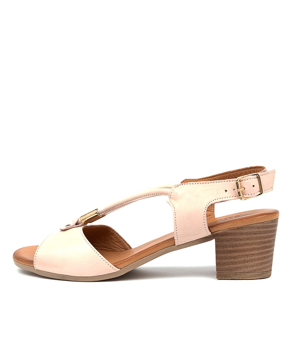 Buy Beltrami Cast Be Blush Heeled Sandals online with free shipping