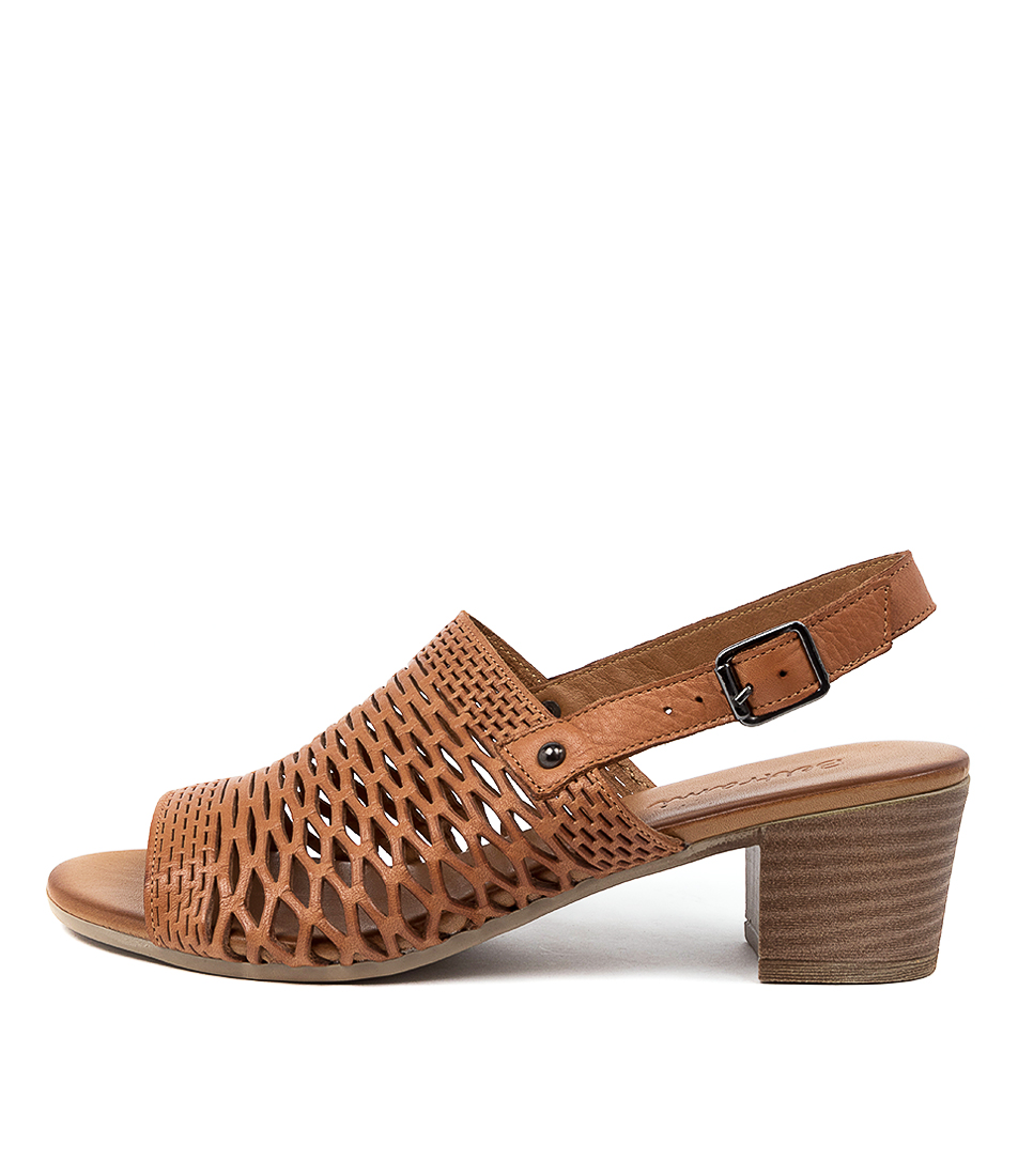 Buy Beltrami Curmon Be Coconut Heeled Sandals online with free shipping