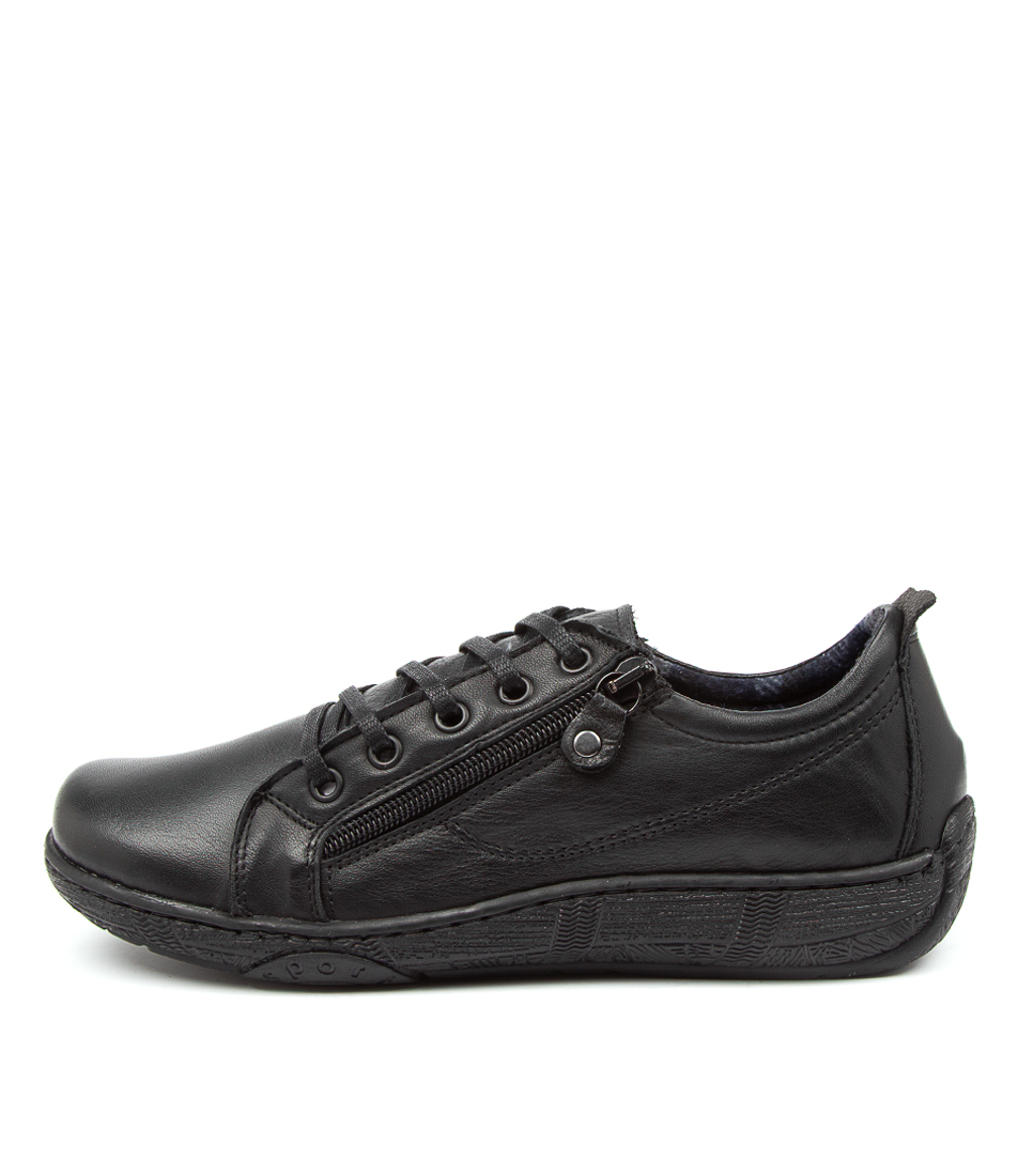 Buy Beltrami Courtell Be Black Sneakers online with free shipping
