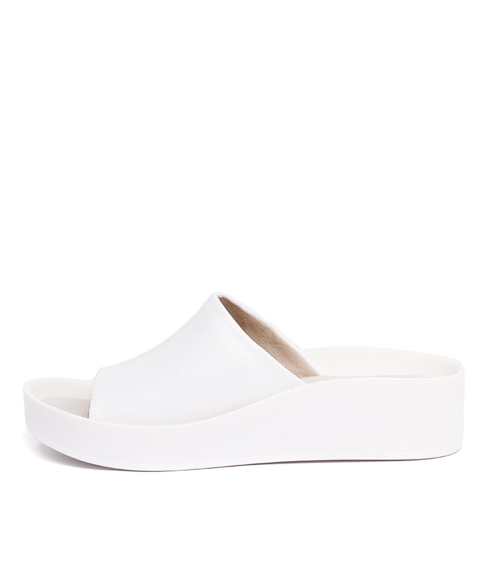 Beltrami Macy 15 15 Bianco Sandals