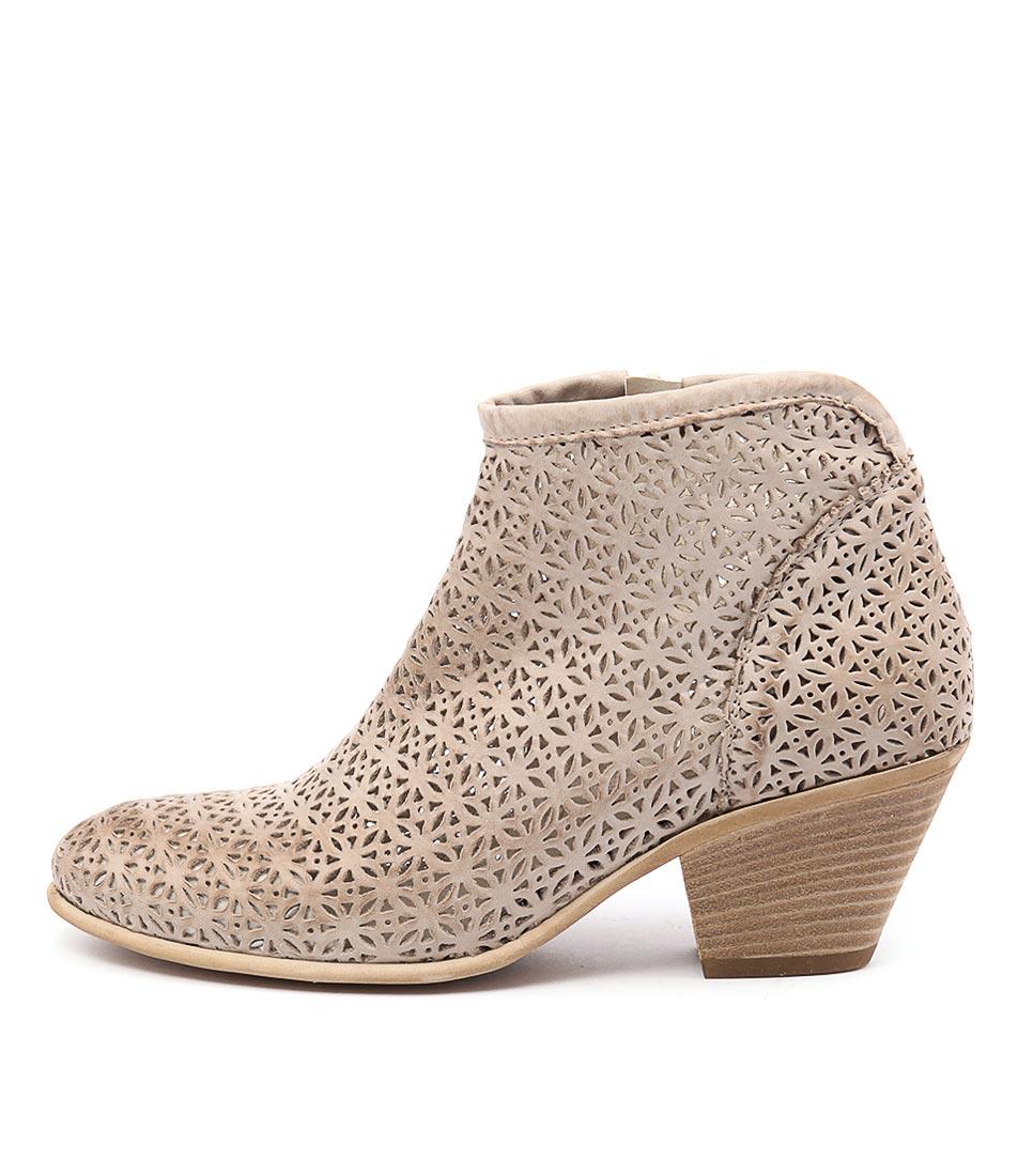 Beltrami C12 Panna (Pannacotta) Boots