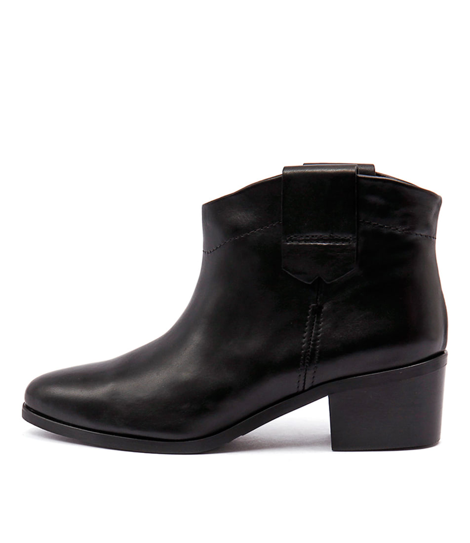 Beltrami 1759 A Nero (Black) Ankle Boots