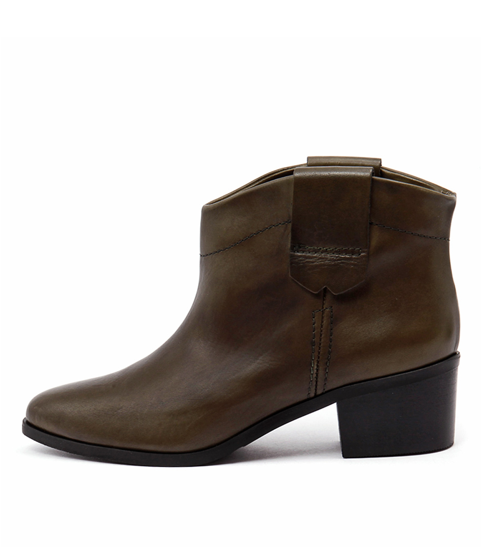 Beltrami 1759 A Military Casual Ankle Boots
