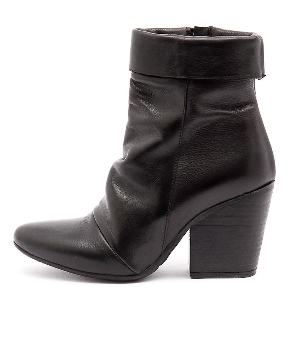 Beltrami 802 V Black Boots