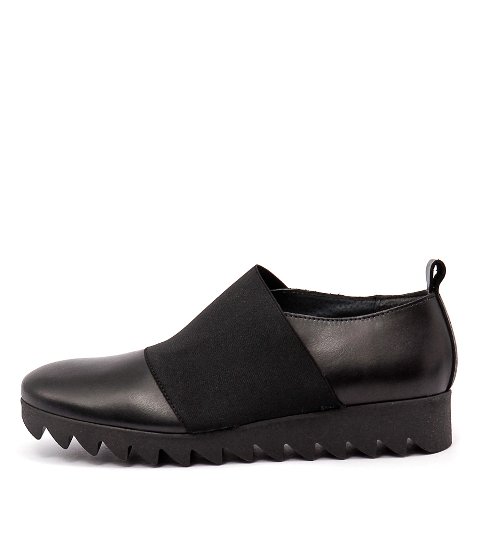 Beltrami 1688 Nero (Black) Flat Shoes
