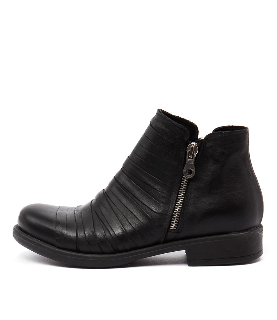Beltrami T36 Black Ankle Boots