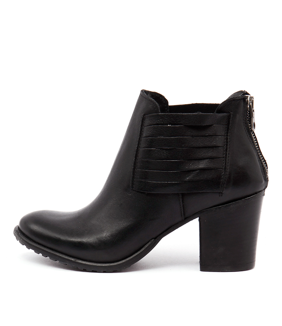 Beltrami L34 Nero (Black) Casual Ankle Boots