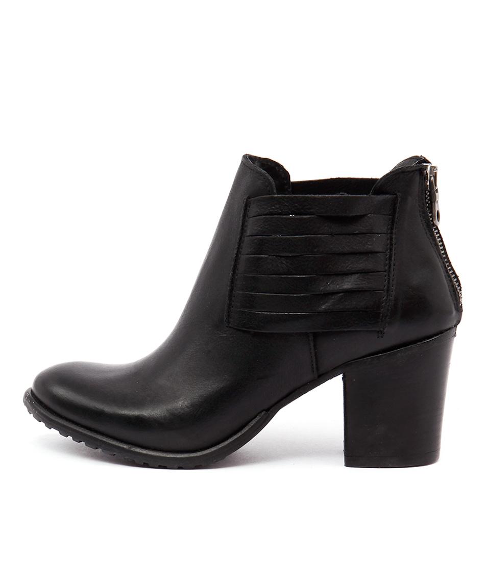 Beltrami L34 Nero (Black) Ankle Boots