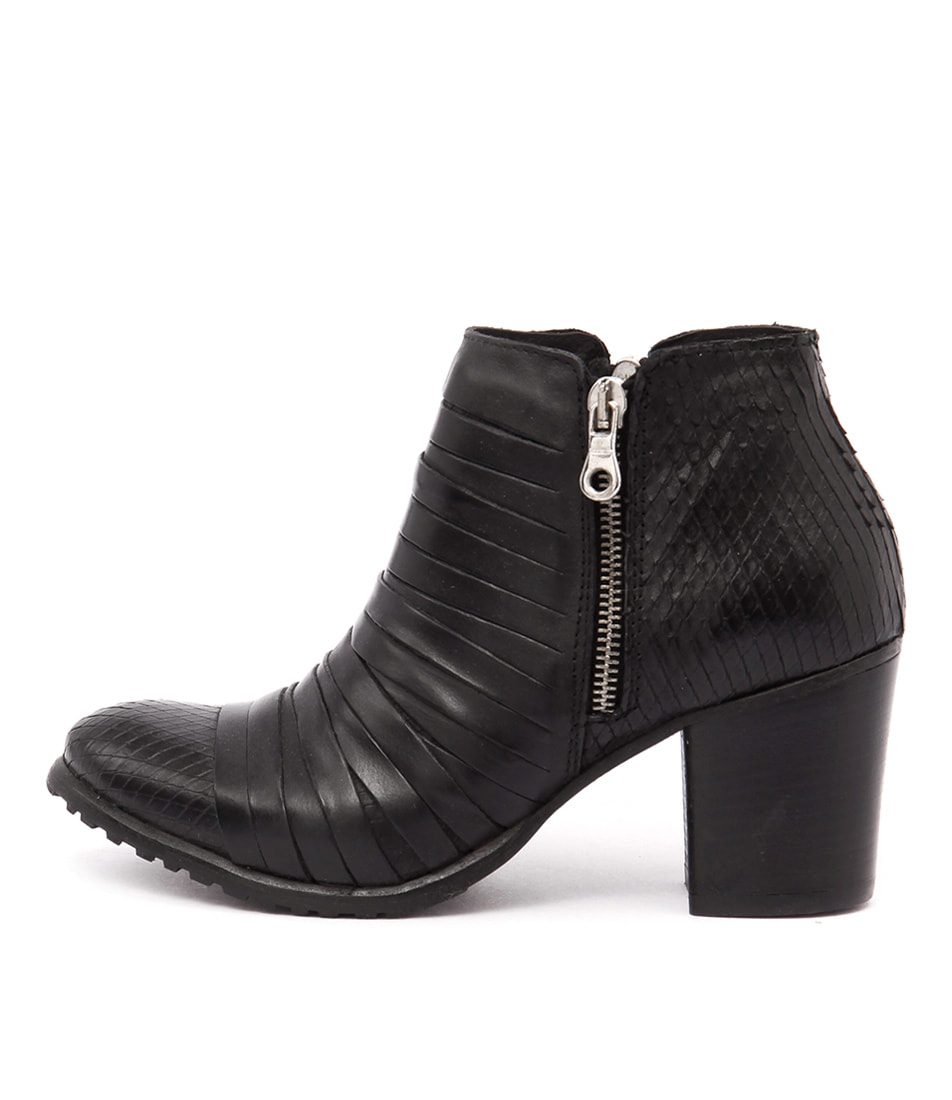Beltrami L33 Nero (Black) Casual Ankle Boots