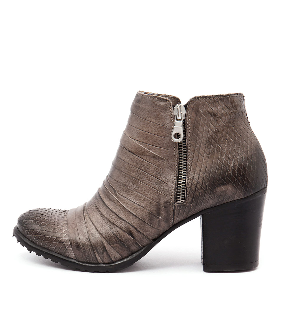 Beltrami L33 Elefante (Eleph Casual Ankle Boots