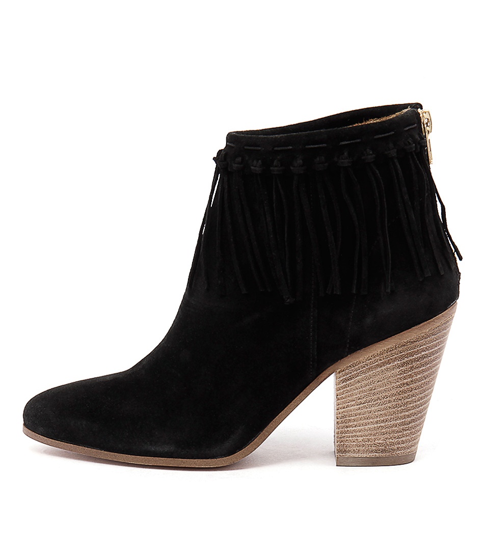 Beltrami 3013 1 Nero (Black) Casual Ankle Boots