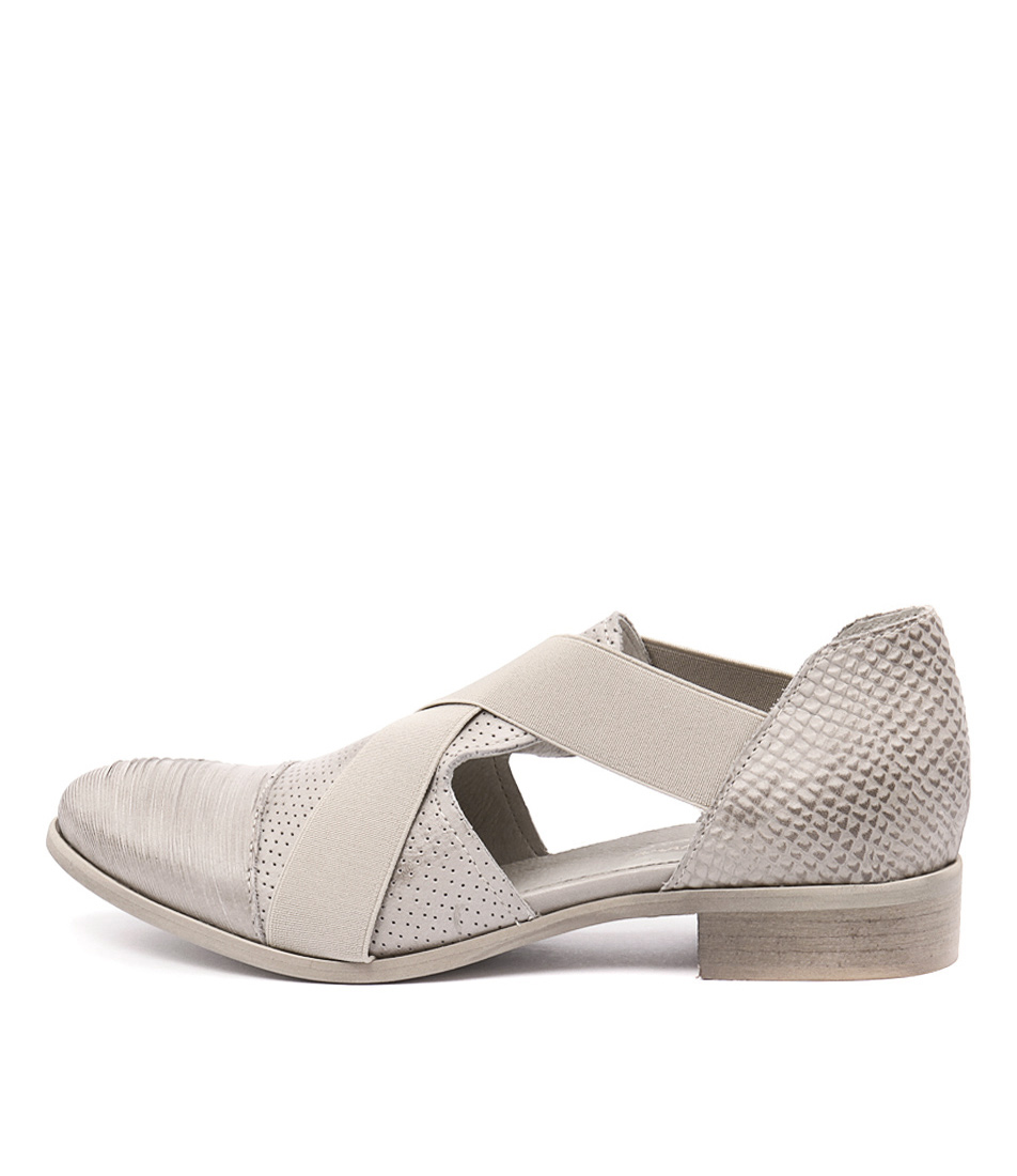 Beltrami P112 V3 Havana (Taupe) Casual Flat Shoes