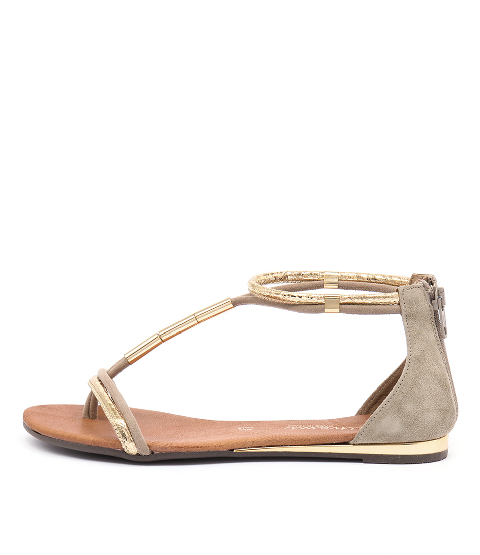 Beltrami Sophia Be Taupe Sandals