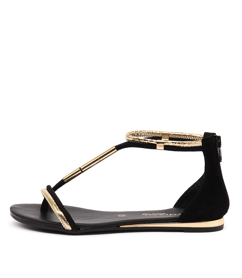Beltrami Sophia Be Nero Sandals